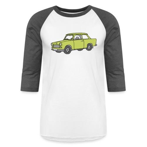 Trabant (baligreen car) - Baseball T-Shirt