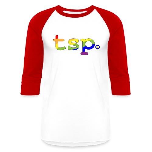 tsp pride updated 01 - Unisex Baseball T-Shirt