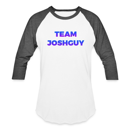 Team JoshGuy - Unisex Baseball T-Shirt