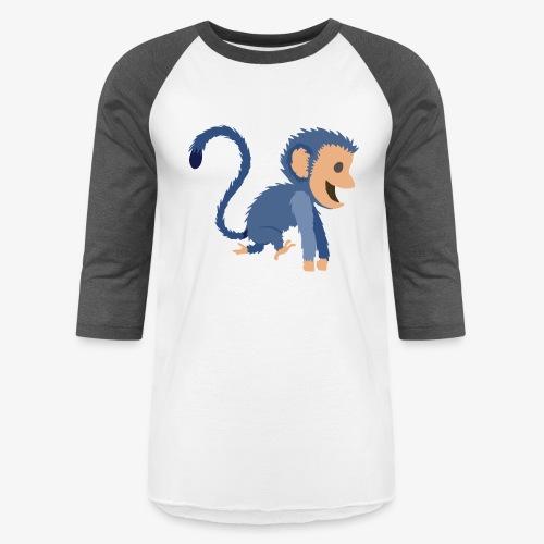 Monkey - Baseball T-Shirt