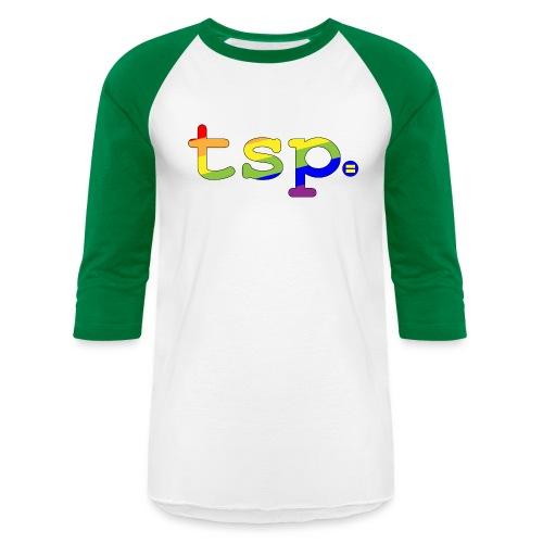 tsp pride - Unisex Baseball T-Shirt