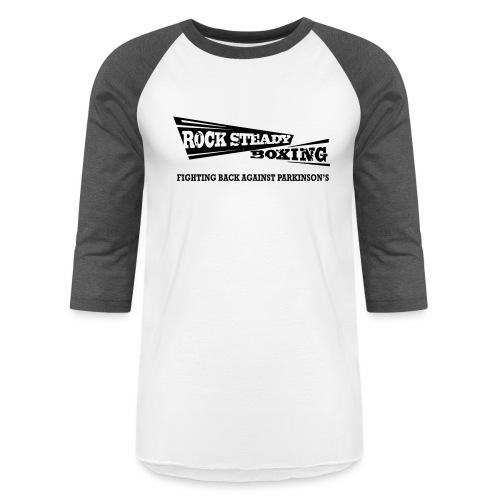 I Am Rock Steady T shirt - Unisex Baseball T-Shirt