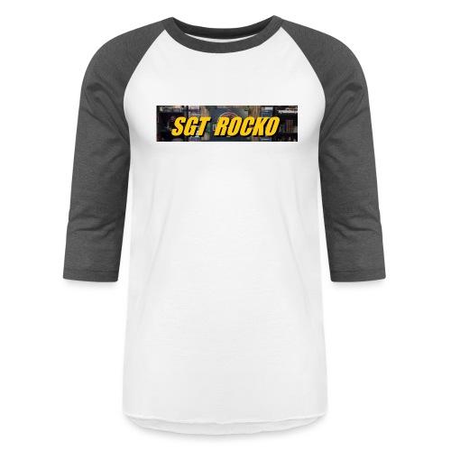 RockoWear Banner - Baseball T-Shirt