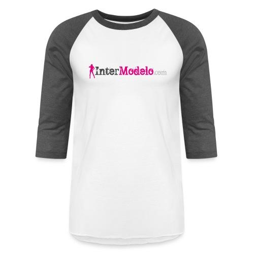 Intermodelo Color Logo - Baseball T-Shirt