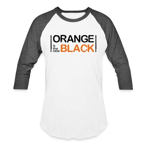 Free Piper, Orange is the New Black Women's - Unisex Baseball T-Shirt