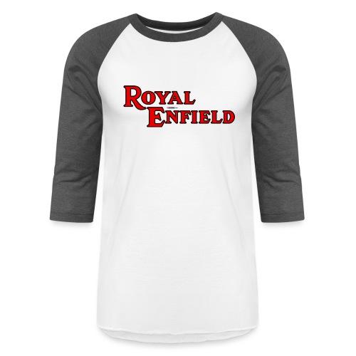 Royal Enfield - AUTONAUT.com - Unisex Baseball T-Shirt