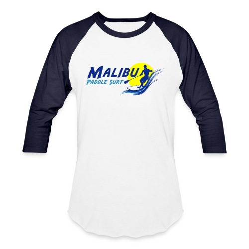 Malibu Paddle Surf T-shirts Hats Hoodies - Baseball T-Shirt