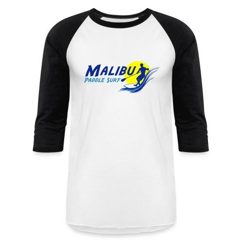 Malibu Paddle Surf T-shirts Hats Hoodies - Baseball T-Shirt