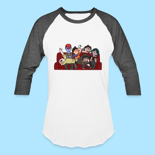 Couch - Baseball T-Shirt