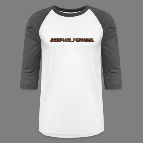 DropWolfGaming - Baseball T-Shirt