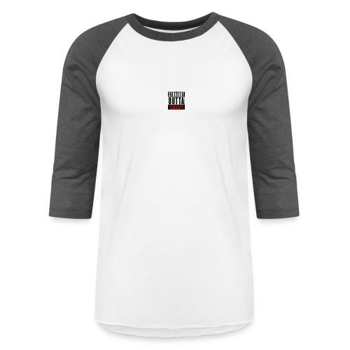 straight outta sheeps - Baseball T-Shirt