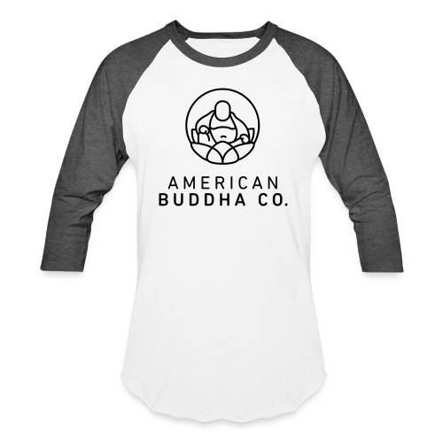 AMERICAN BUDDHA CO. ORIGINAL - Baseball T-Shirt