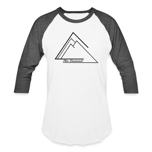 The Summit Phone case - Baseball T-Shirt
