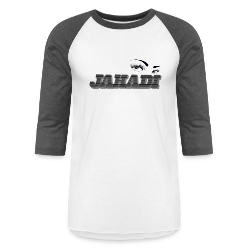 HadiLogo - Baseball T-Shirt