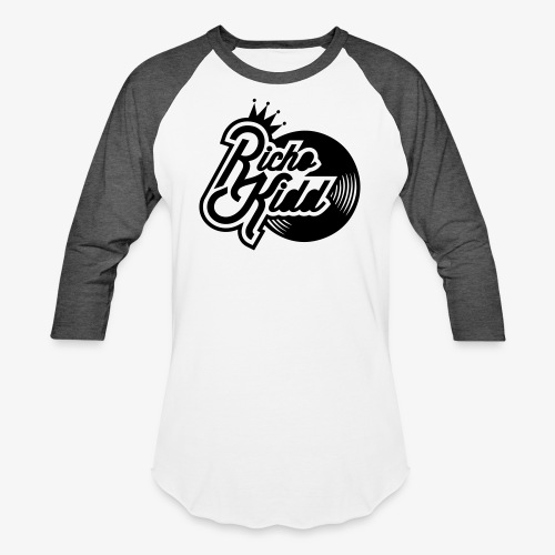 Richo Kid Logo Final - Baseball T-Shirt