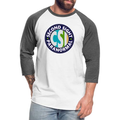 Second Sight Paranormal TV Fan - Unisex Baseball T-Shirt