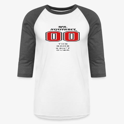 The game isn't over - Baseball T-Shirt