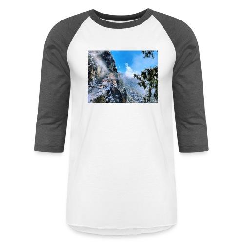 c93418b3f31d67f2427ed01080516308 - Unisex Baseball T-Shirt