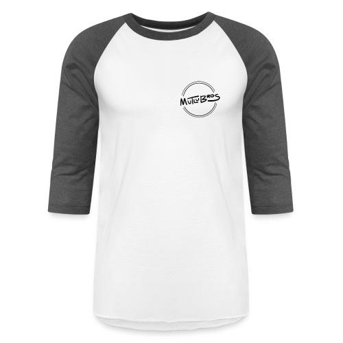 Classic Mutlu Bros - Unisex Baseball T-Shirt