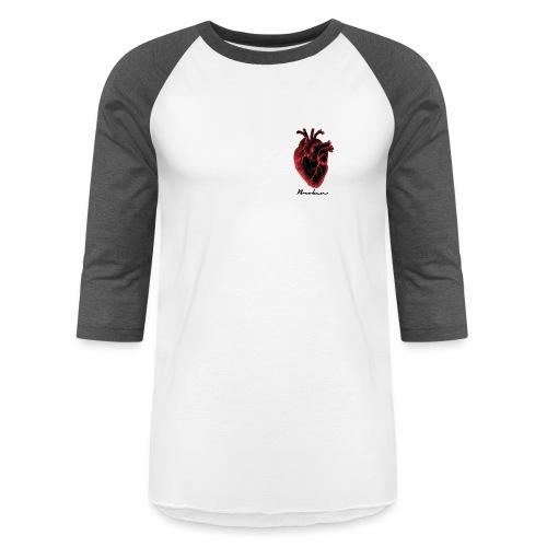 heart puso 27 - Unisex Baseball T-Shirt