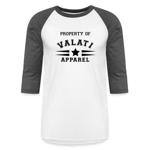 Property Of - Baseball T-Shirt
