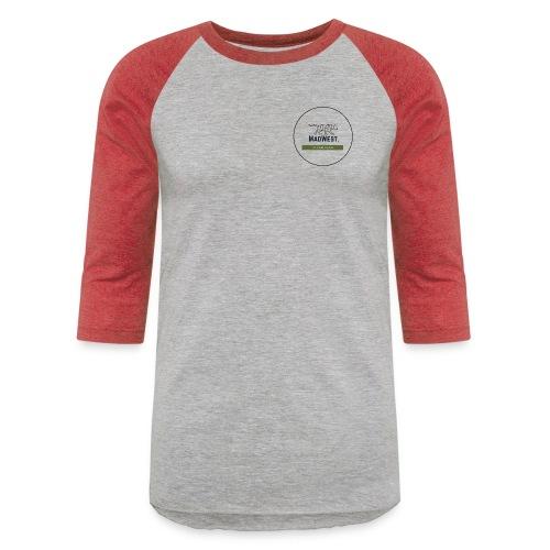 MadWest. Tough Gear - Unisex Baseball T-Shirt