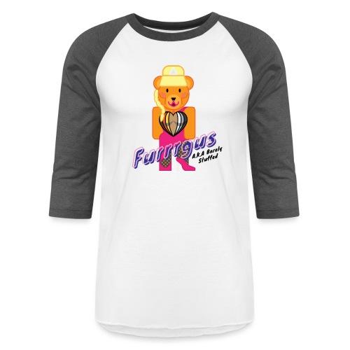 Barely Stuffed - Baseball T-Shirt