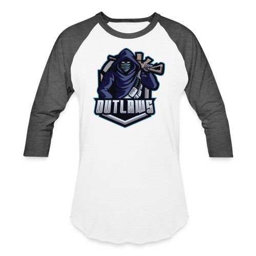 Outlaws Gaming Clan - Baseball T-Shirt