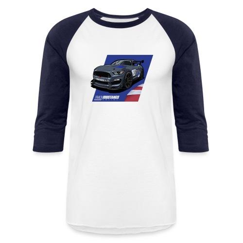 S550 GT4 - Unisex Baseball T-Shirt