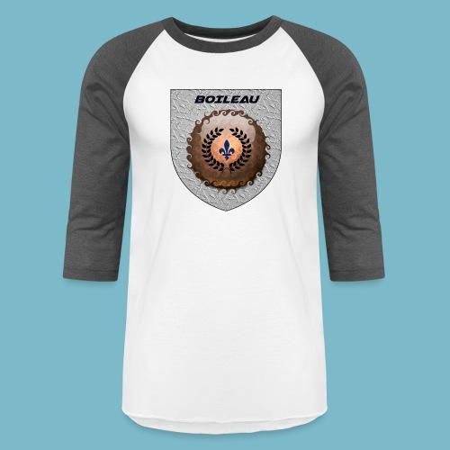 BOILEAU 1 - Unisex Baseball T-Shirt