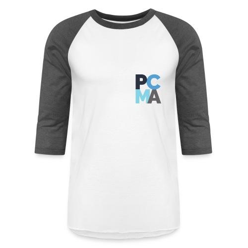 PCMA Color Block - Unisex Baseball T-Shirt