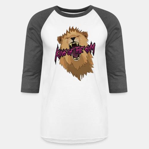 KOTG Lion - Baseball T-Shirt