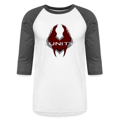 iunity tshirt - Unisex Baseball T-Shirt