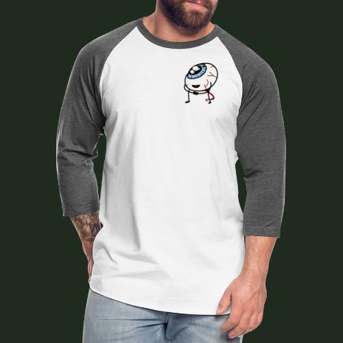 Eyeball - Unisex Baseball T-Shirt