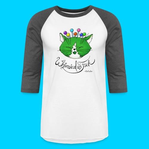 Fantastic Contraption I (uncensored) - Baseball T-Shirt