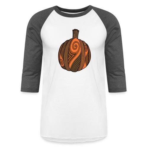 Art Pumpkin - Baseball T-Shirt