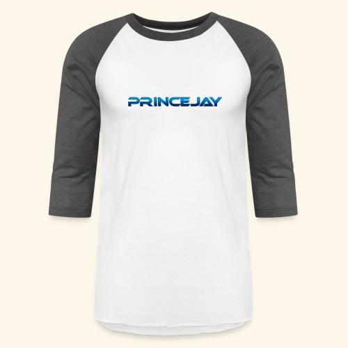 PrinceJay Logo - Baseball T-Shirt