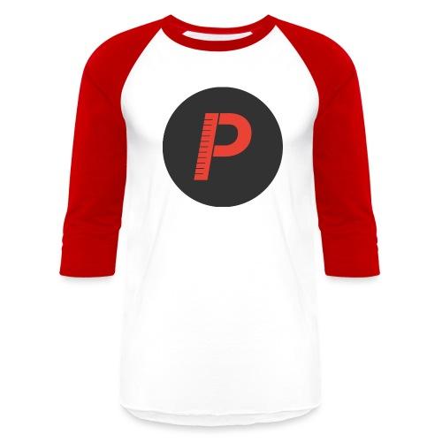 P - Unisex Baseball T-Shirt