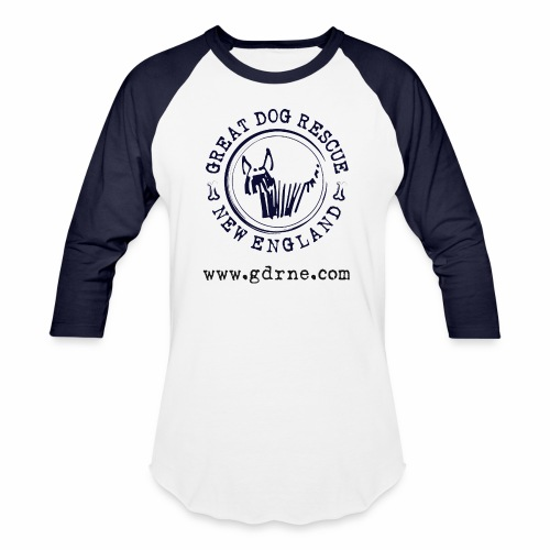 GDRNE Logo - Baseball T-Shirt