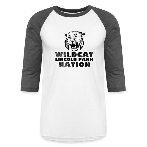Wildcat Nation - Unisex Baseball T-Shirt