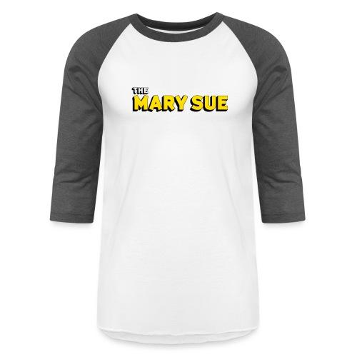 The Mary Sue Long Sleeve T-Shirt - Unisex Baseball T-Shirt