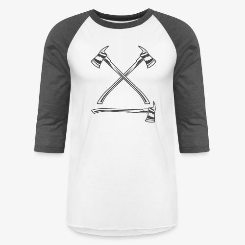 fire 5 - Unisex Baseball T-Shirt