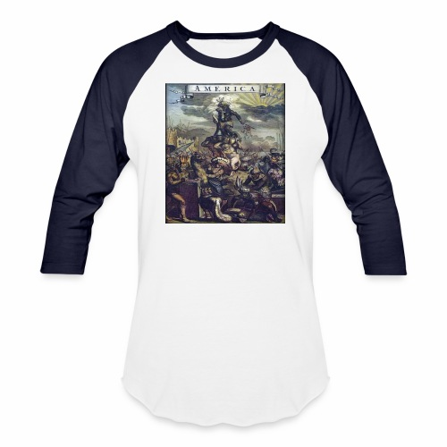This Is America - Baseball T-Shirt