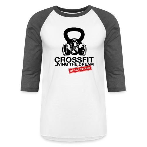 CROSSFIT LTQD - Unisex Baseball T-Shirt