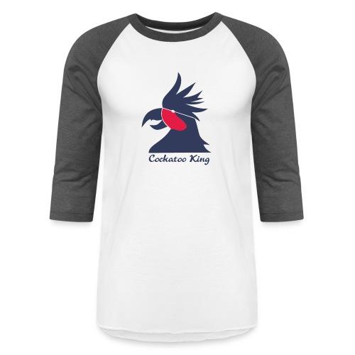 Cockatoo Logo - Baseball T-Shirt
