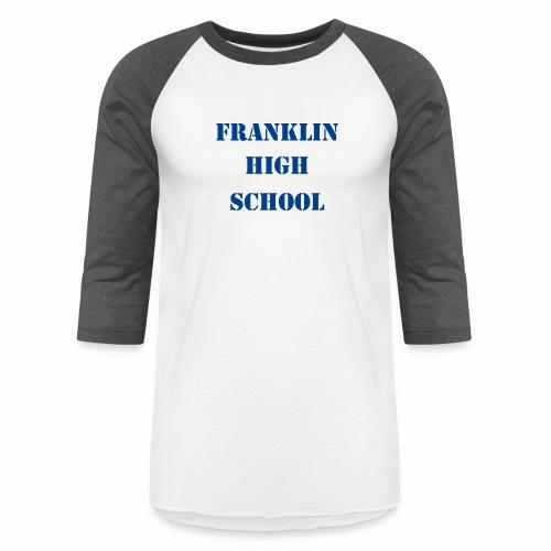 FHS Classic - Unisex Baseball T-Shirt