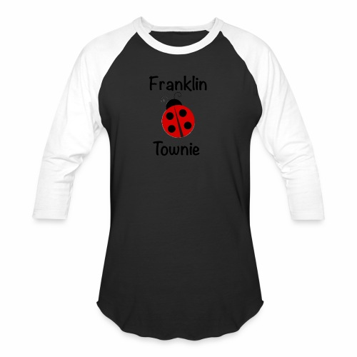 Franklin Townie Ladybug - Baseball T-Shirt