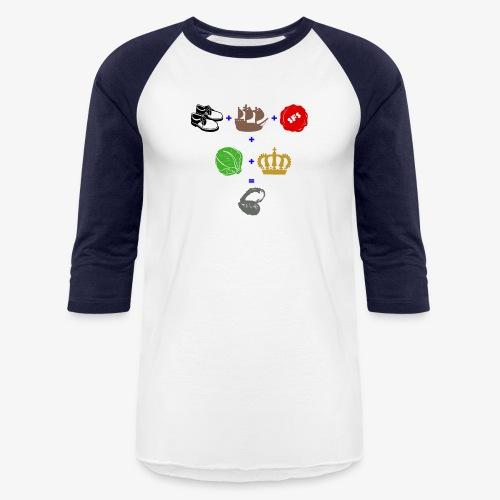 walrus and the carpenter - Baseball T-Shirt