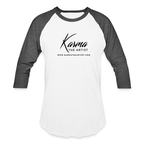 Karma - Baseball T-Shirt