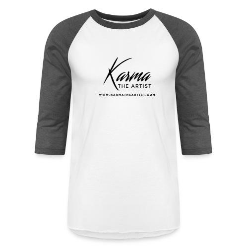 Karma - Unisex Baseball T-Shirt